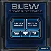 Blew Tower Defense