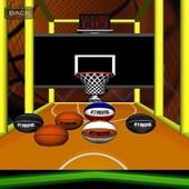 Arcade Free-Throw Basketball