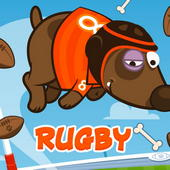 Woof the Dog 2 (Space Dog Rugby)