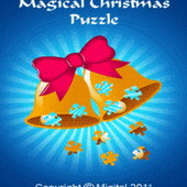 Magical Christmas Puzzle Lite