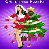 Super Hot Christmas Puzzle Lite