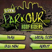 Parkour Roof Riders