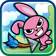 Bunny Shooter Free Funny Archery Game