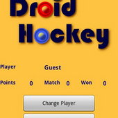 Droid Hockey