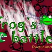 Frog's battle