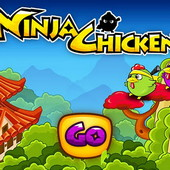 Ninja Chicken Egg Collector