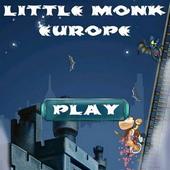 Little Monk in Europe