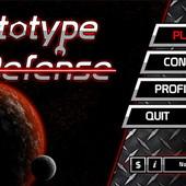 Prototype Defense Lite