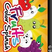 Fruits Color Splash