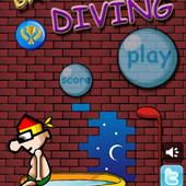 Bathroom Diving