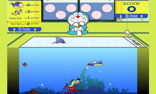 Doraemon Fishing Android Game APK (com.posionperfume ...