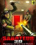 3D Saboteur: The Mystery Of The Third Reich (128x160)