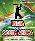 India vs South Africa; Test Challenge