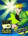 Ben 10 Alien Force - Break In And Bust O