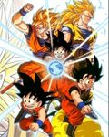 Dragon Ball Z Legendary Super Warriors