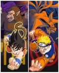 Dragon Ball Z vs Naruto 2