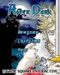 Después de la oscuridad bajo la luz de la luna