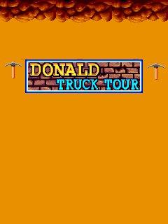 Donald Duck: Truck Tour