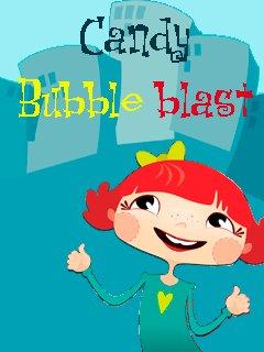 Candy: Bubble blast