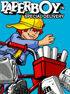 Paperboy Special Delivery
