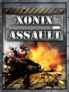 Xonix Assault