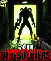 3D Bio Soldiers