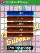 Devotional Sudoku