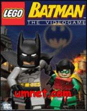 Lego Batman moto