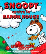 Namco Snoopy The Flying Ace ML n70