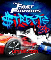 The Fast and the Furious Streets 3D N70