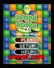 Word Snake Mobile Edition