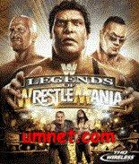 WWE Legends of Wrestlemania 3D