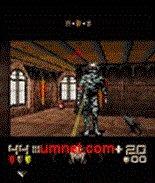 3D Dungeon Warrior Nokia