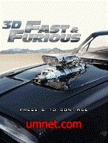 3D Fast and Furious - The Official of the New Movie ENG N73