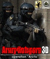 Army Rangers 3D - Operation Arctic SE C902