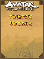 Avatar the Last Airbender Temple Versus