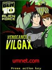 Ben 10 Alien Force Vengeance Of Vilgax