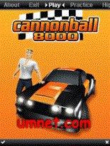 Cannonball 8000 Motorola V8