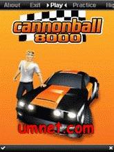 Cannonball 8000 motion sensor