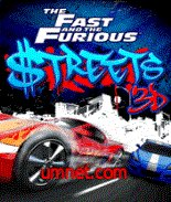 Fast And Furious Streets 3D SE W580