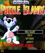 Snowy Puzzle Island