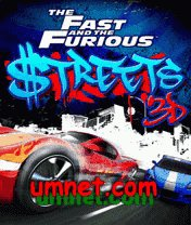 The Fast and the Furious Streets 3DN95