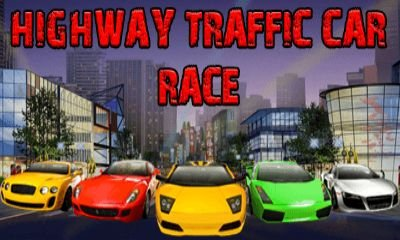 Highway traffic: Car race