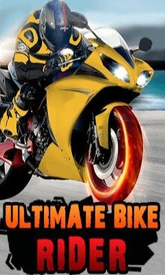 Ultimate bike rider