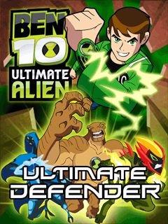 Ben 10: Ultimate Alien. Ultimate defender