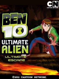 Ben 10: Ultimate Alien. Ultimate Escape