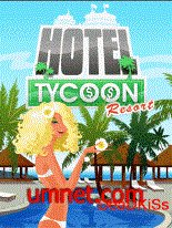 Hotel Tycoon Resort Touchscreen