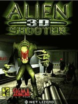 Alien Shooter 3D S60