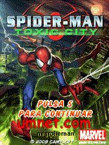 Spider-Man Toxic City SPANISH
