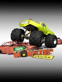 4x4 Monster Trucks 3D
